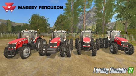 Massey Ferguson 8700 Series USA v1.0.0.0