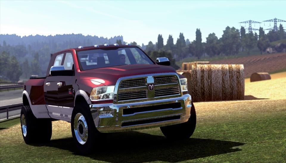 Dodge Ram 3500 HD 1 26 x GamesMods FS17 CNC FS15