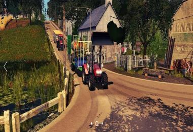 FS17 OLD STREAMS MAP V2.5 FULL
