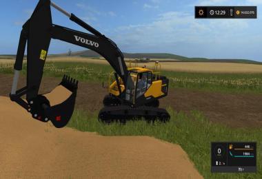 VOLVO EXCAVATOR EC300E V1.0
