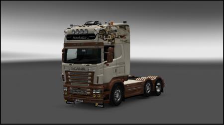 skin for RJL Scania R/S
