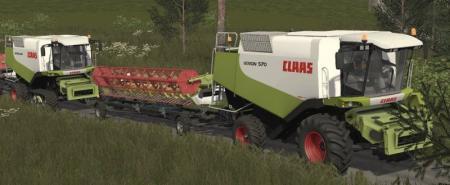 CLAAS LEXION 570/580/600 PACK