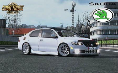 Skoda Superb V6.0