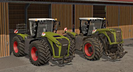 Claas Xerion 4000–5000 (3. Generation) V 2.0.0