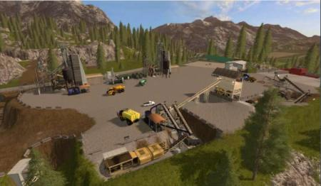 Mining mod pack