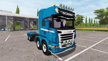 SCANIA R730 8X8 IT RUNNER V1.0.0.0