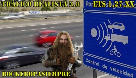 Realistic traffic 3.8