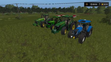 TractorPack V 1.1