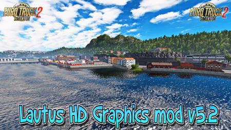 Lautus HD Graphics mod v5.2 [1.27.x]