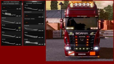 Scania V8 Tuning Mod v2.0