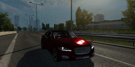 Jaguar XJ 2014 v 1.0