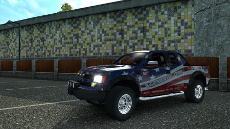 Ford F150 SVT Raptor v2.3 [1.27]