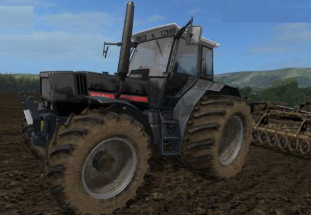DEUTZ AGRO STAR 661 BMAN EDITION
