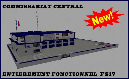 COMMISSARIAT POLICE NATIONALE FS17