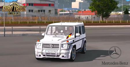 Mercedes Benz G - Class by Elaman