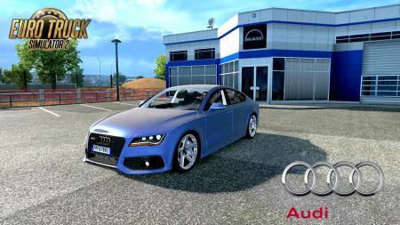 Audi RS7 (1.27.X)