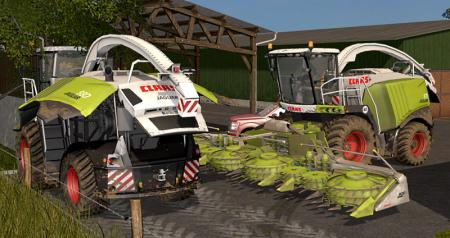 Claas Jaguar 900 Series Typ 497 V 1.0