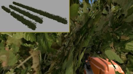 Removable Hedges