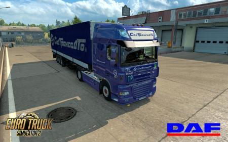 DAF XF105 v4.6