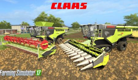 CLAAS Lexion 795 Monster Edition V 1.0
