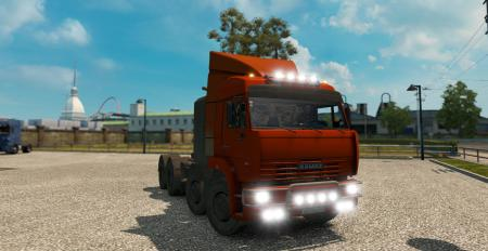 Kamaz 54-64-65 only for 1.27