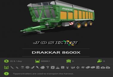 JOSKIN DRAKKAR 8600X V1.0