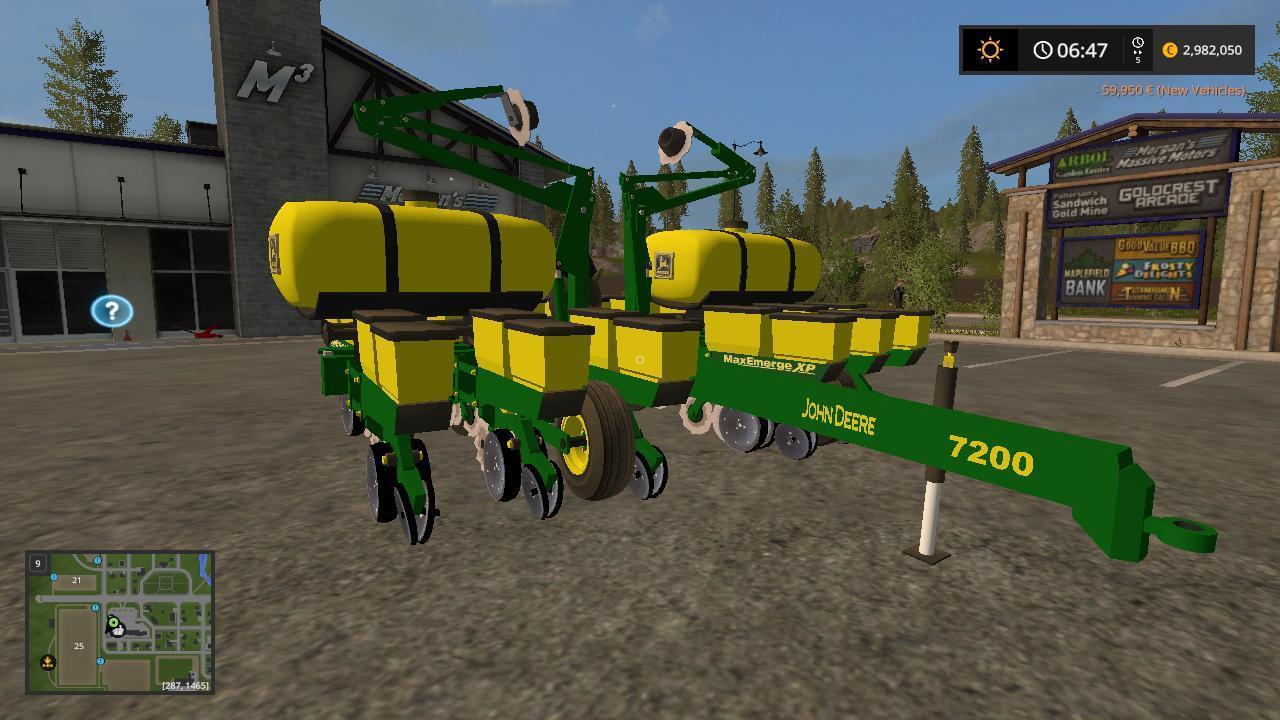Seeder 187 Gamesmods Net Fs17 Cnc Fs15 Ets 2 Mods