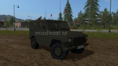 Mercedes-Benz G 300GD Wolf V 1.0