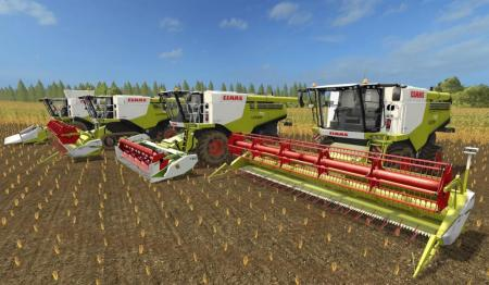 Class Lexion 700 Stage IV Pack V1.0