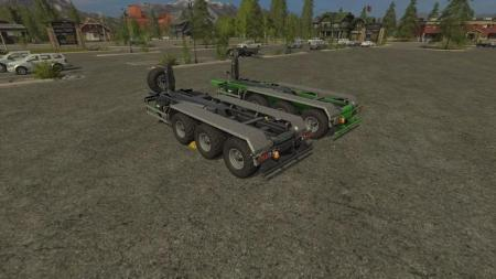 ITRUNNER 2633 TRAILER HIGH HITCH MODEL V1.1