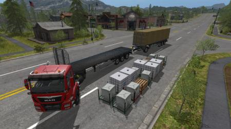 Fliegl Flatbed Autoload V5.0.0.0