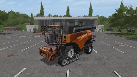FS17 NEW HOLLAND CR1090 PACK V3.0