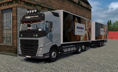 Volvo FH 4S Tandem Maxima