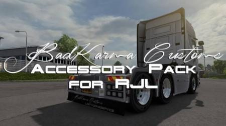 Accessory Pack V1.27