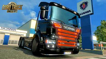 Scania P Modifications v1.0 (1.27)