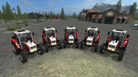 GEARBOX FOR STEYR TRACTORS V1.0