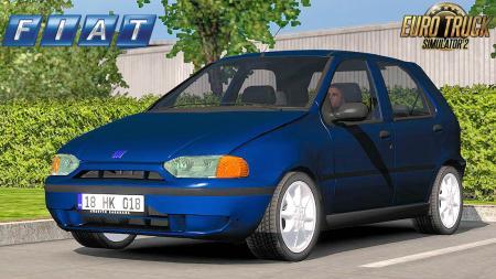 Fiat Palio 1.4EL 1998 v1.0