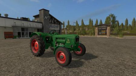 DEUTZ D 80 V1.6 COMPLETELY NEW TIRE