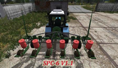 SPC-6 V1.1