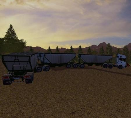 MBJ SEMI TRAILER V1.0