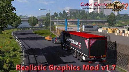 Realistic Graphics Mod v 1.7 (1.27.x)