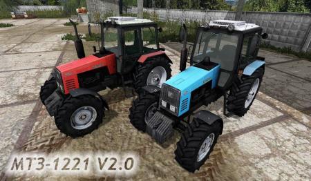 МТZ-1221 V2.0