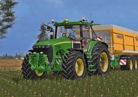 John Deere 8020 Serie v3