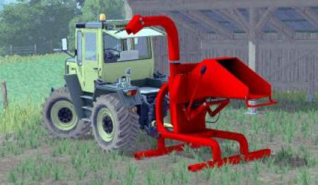SET FOREST TOOLS V1.5 FS17
