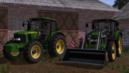 MOD John Deere 6330 comfort B1.0 FOR FARMING SIMULATOR 2017