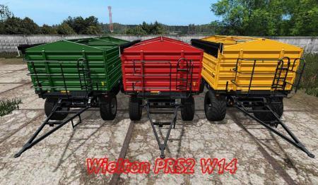 Wielton PRS2 W14
