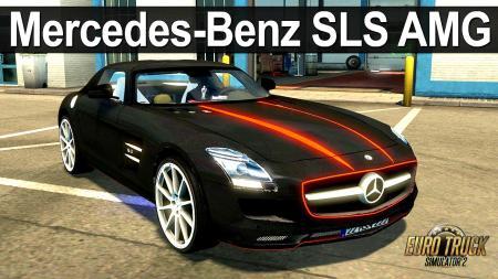 Mercedes-Benz SLS AMG V2.1 (1.27)