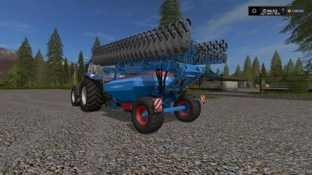 LEMKEN SOLITAIR12 MULTIFRUIT SEEDER MOD V1.0