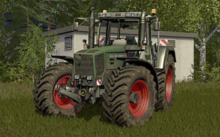 Fendt Favorit 800 Series V3 Final