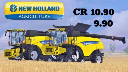 NEW HOLLAND CR PACK V1.0